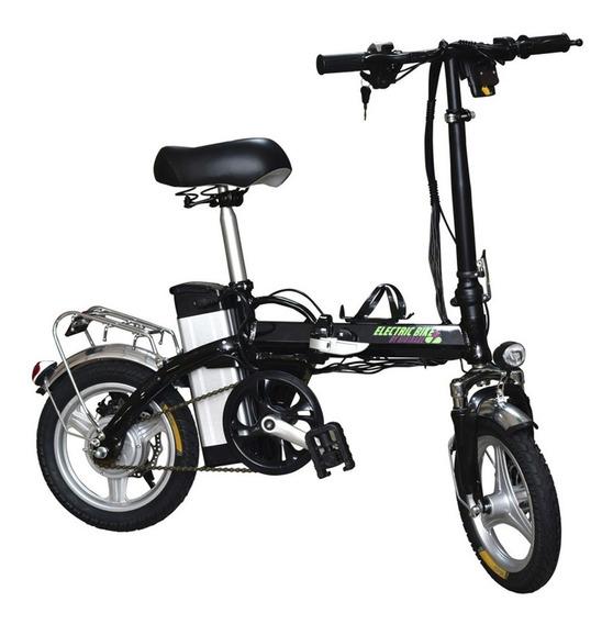 Bicicleta Eléctrica Biotrade Biobike 1402 Negra 14