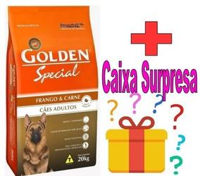 Ração Golden Special Frango E Carne 20 Kg