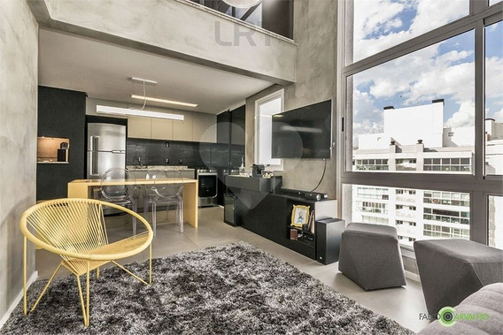 Excelente Apartamento Duplex - Central Parque - 28-im484740