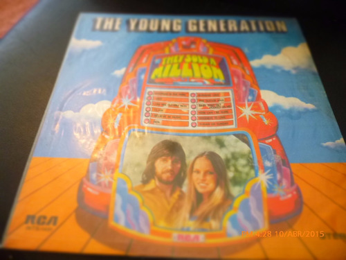 Vinilo Lp  The Young Generation  -- They Sold A Millio(u1043