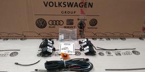 Kit Original Trava Elétrica Do Fox 2013 E Saveiro G5