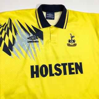 Camisa Tottenham Away - Umbro - 1991 - G