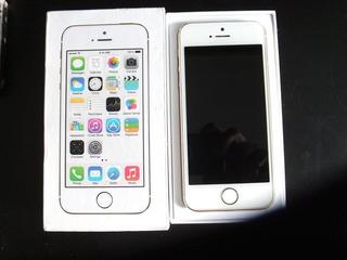 Teléfono iPhone 5s En Perfecto Estado 16 Gb 100 Ver Des