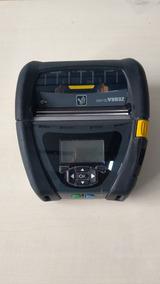 Impressora Portatil Wi-fi E Bluethoot Zebra Qln420 Semi-nova
