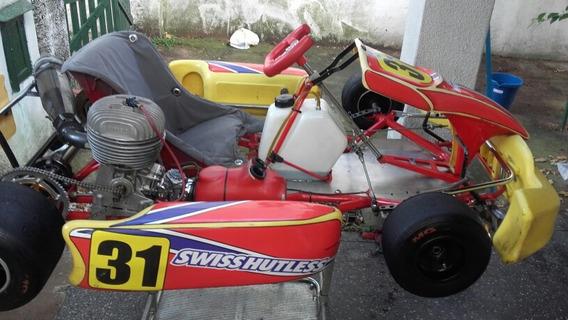 Karting 125 Suizo