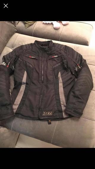 Jaqueta De Motoqueira Usada