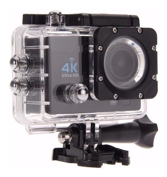 Câmera Filmadora 1080p Full Hd Sports Wifi 4k Moto Bike