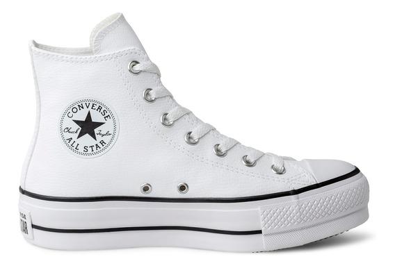 Tênis Converse Chuck Taylor All Star Platform Hi Ct09820001