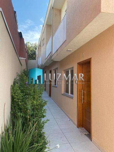 Imagem 1 de 15 de Casa Com Dois Dormitórios Sendo Duas Suítes No Jardim Umarizal - 501g