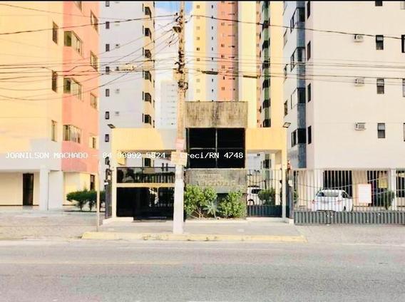 Apartamento Para Venda Em Natal, Lagoa Nova - Residencial Victória, 2 Dormitórios, 1 Suíte, 2 Banheiros, 1 Vaga - Ap1123-res Victoria
