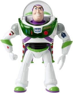 Figura Buzz Lightyear Toy Story 4 Alas Sonidos Luces