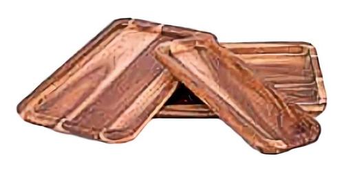 Imagen 1 de 5 de Juego De 3 Charolas Madera Këssa Muebles