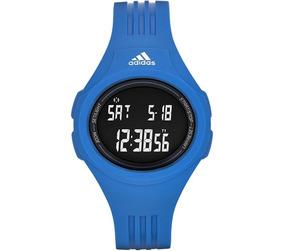 Relógio Unissex adidas Uraha Digital Adp3160/8an Azul/ Preto