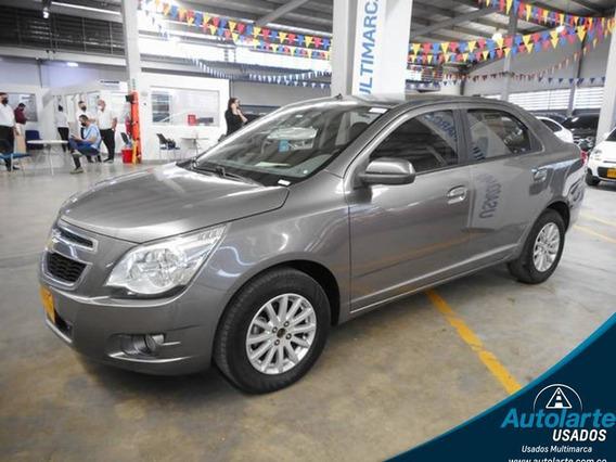 Chevrolet Cobalt Ltz Sedan 2014/mt