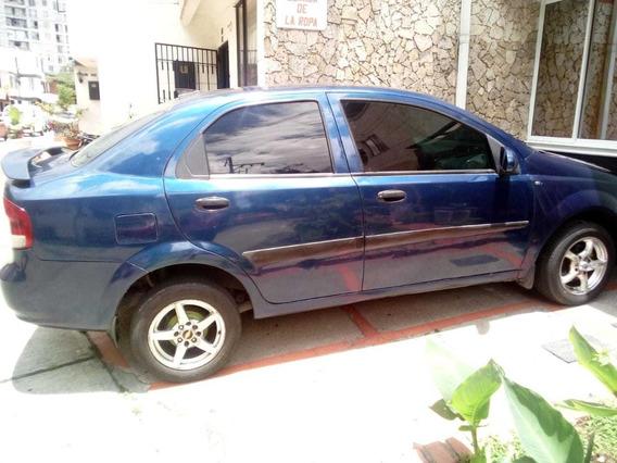 Vendo O Permuto Chevrolet Aveo Sedan 2007
