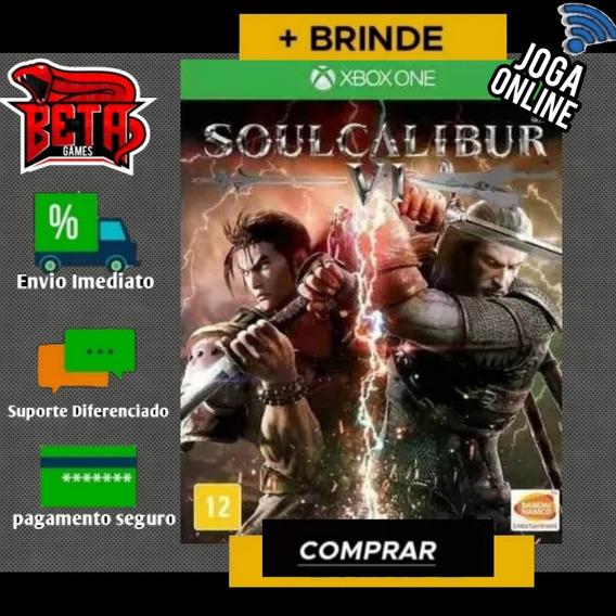 Soulcalibur - Xbox One - Midia Digital + Brinde