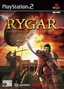 Jogo Ps2 Rygar Playstation 2 Games