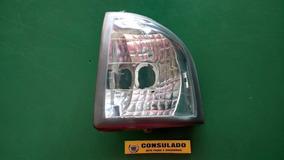 Lanterna Pisca Escort 87/92 Dianteira Cristal Lado Esquerdo