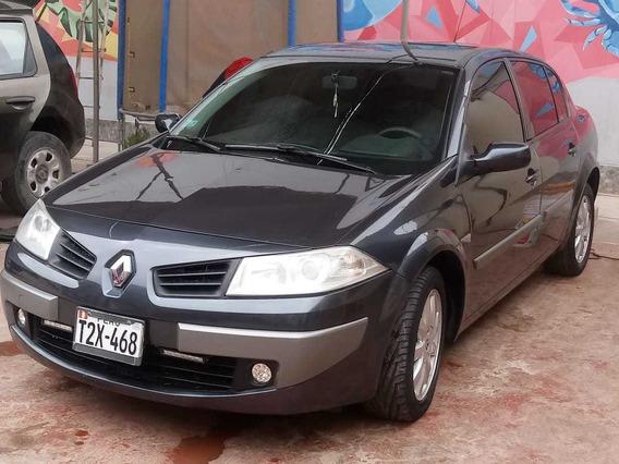 Oferta Por Viaje: Renault Megane Ii 2007 Francès De Lujo