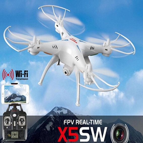 Quadricoptero Drone Syma X5sw Fpv