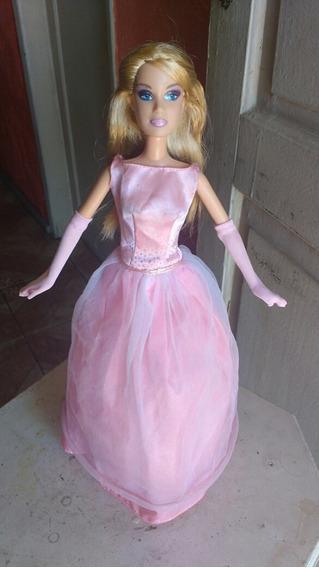Barbie Fashion Fever Em Lindo Vestido De Gala Mattel 30cm