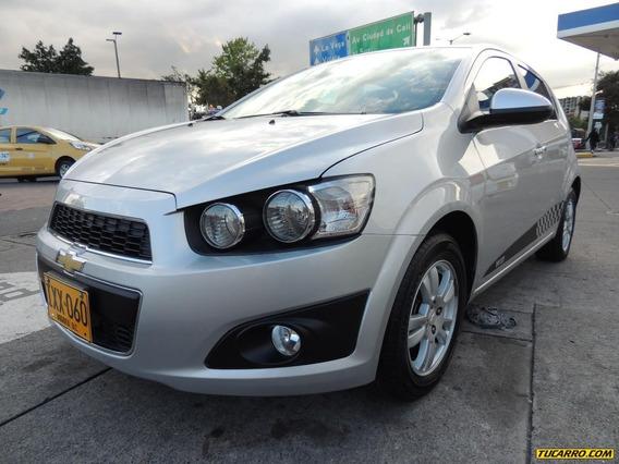Chevrolet Sonic Lt Prime 1.6 Hb Aa Mt Ct Fe