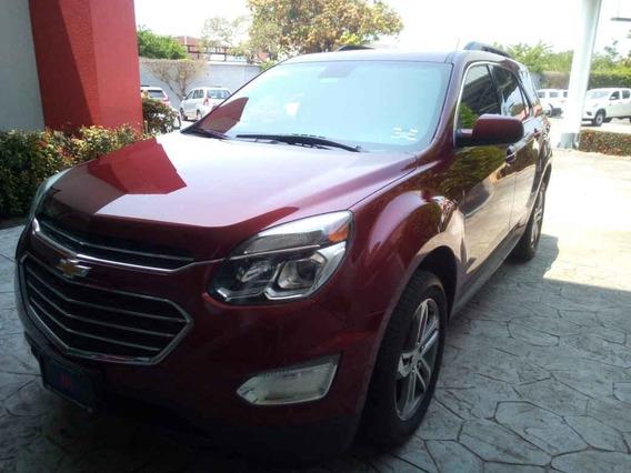 Chevrolet Equinox 2017 5p Lt L4/2.4 Aut