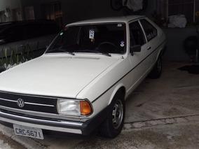 Vokswagen Passat Ls 1.5 Gasolina 1981/82 3º Dono