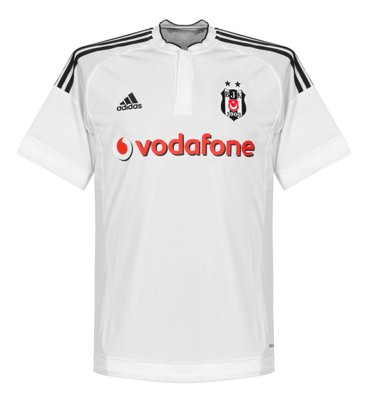 Camisa Besiktas - Home 2016 Branca