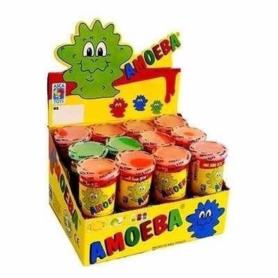 Amoeba - A Massinha Geleinha Mais Amada De Brincar -