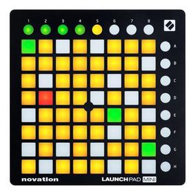 Controlador Novation Launchpad Mini Mk2 - Envio Em 24 Horas