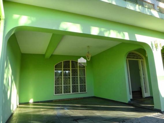 Excelente Casa No Jd. Chapadão!!! - 11040