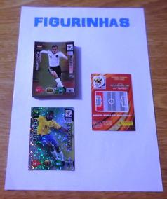 Cards Adrenalyn Xl - Copa Do Mundo Africa Do Sul 2010