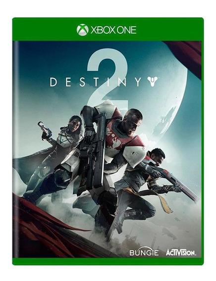 Destiny 2 Xbox One Mídia Física Pronta Entrega