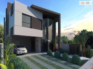 Futuro Lançamento - Casa 4 Suítes Para Venda,condomínio Caledônia - Camboriú/sc - Ca00028 - 4204895