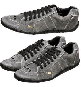 37f1745c92 Sapatenis Osklen Solado Preto - Sapatos Cinza-escuro com o Melhores ...