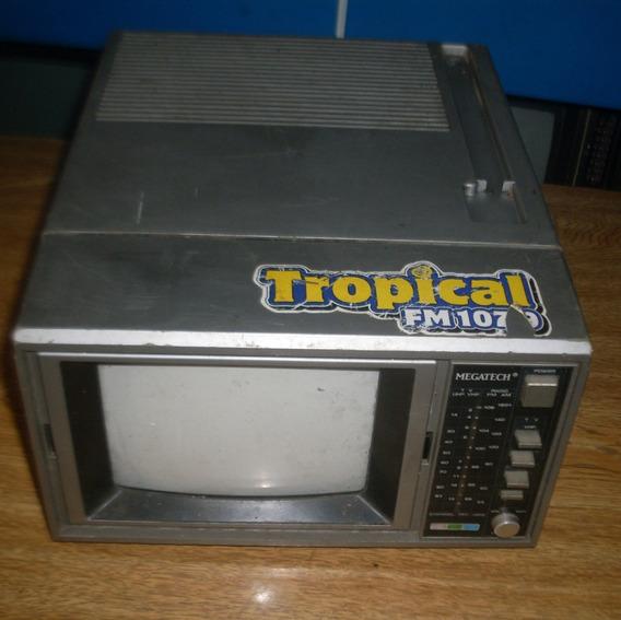 Tv Megatechi De 5 Polegada Mod: Mt9600