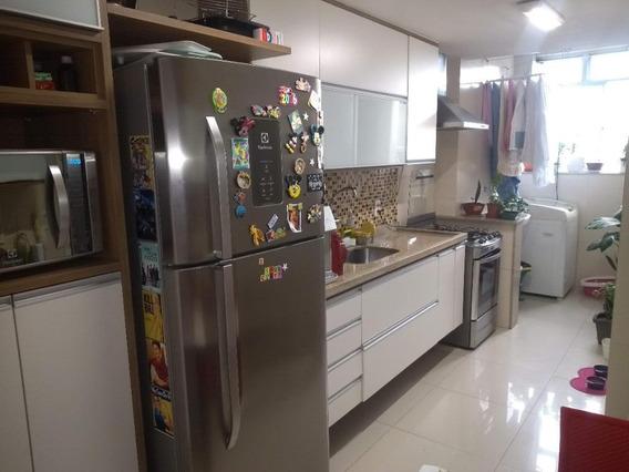 Apartamento Em Fonseca, Niterói/rj De 65m² 2 Quartos À Venda Por R$ 350.000,00 - Ap362125