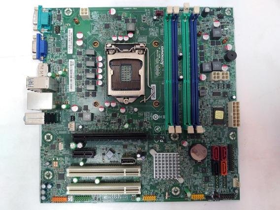 Placa Mãe Lenovo M92p + Processador Core I5 3° Geração Ddr3