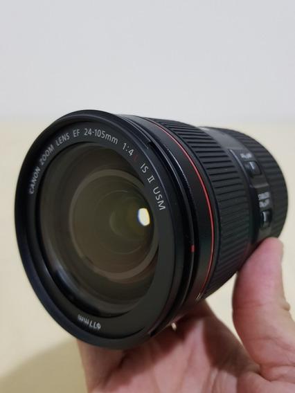 Lente Canon 24-105mm F4 Série Ii