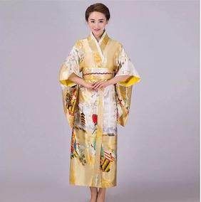 Kimono Japonês Feminino Frete Grátis