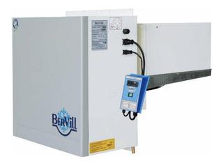 Equipo De Frio Bervill Bmt 20 De Media Temperatura 1.5hp