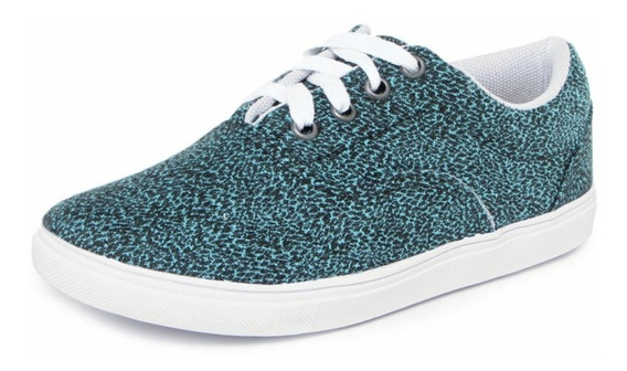 Tenis Ride Skateboard Azul - Estilo Vans