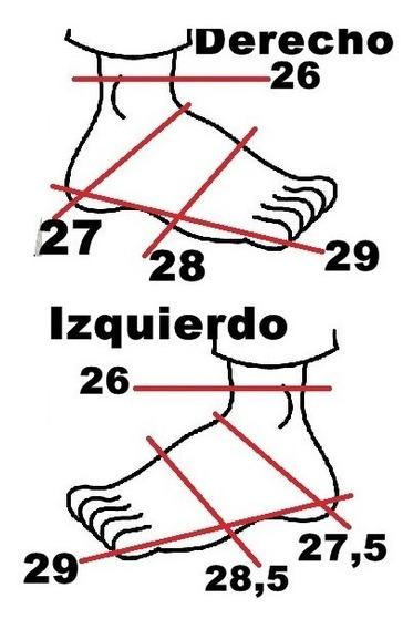 Calzadosjuzman Bucaneras100%cuero Talles Grandes Nº 40 Al 45