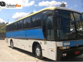 Ônibus Rodoviário Marcopolo Gv1000 - Ano 1992 - Johnnybus