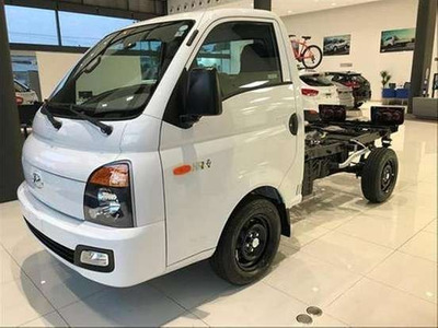 Hyundai Hr 2.5 Longo Sem Caçamba 4x2 16v 130cv Turbo Interc
