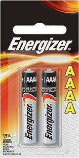 Pila Energizer Modelo Aaaa