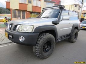 Nissan Patrol [y61] Gl 3.000cc Td Mt 4x4 Ct