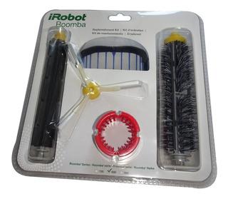 Kit Repuestos Aspiradora Robot Irobot Roomba Original