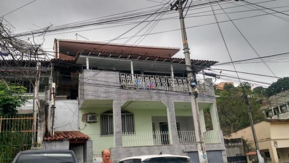 Sobrado Em Estrela Do Norte, São Gonçalo/rj De 147m² 2 Quartos À Venda Por R$ 250.000,00 - So213348